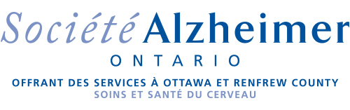 Société Alzheimer Ontario, Offrant des services à Ottawa et Renfrew County